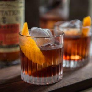 Plantation Rum Tasting