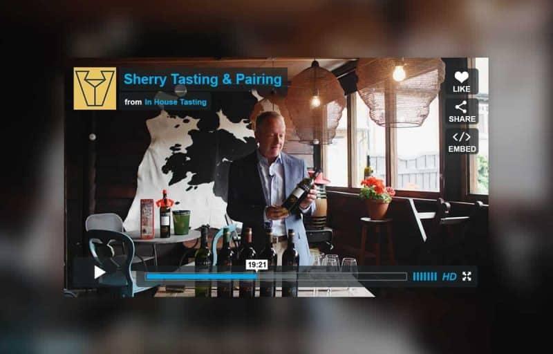 Sherry Tasting & Pairing