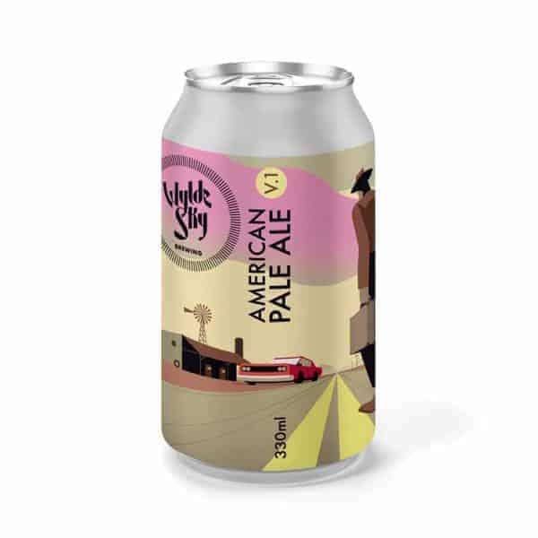Wylde Skye American Pale Ale