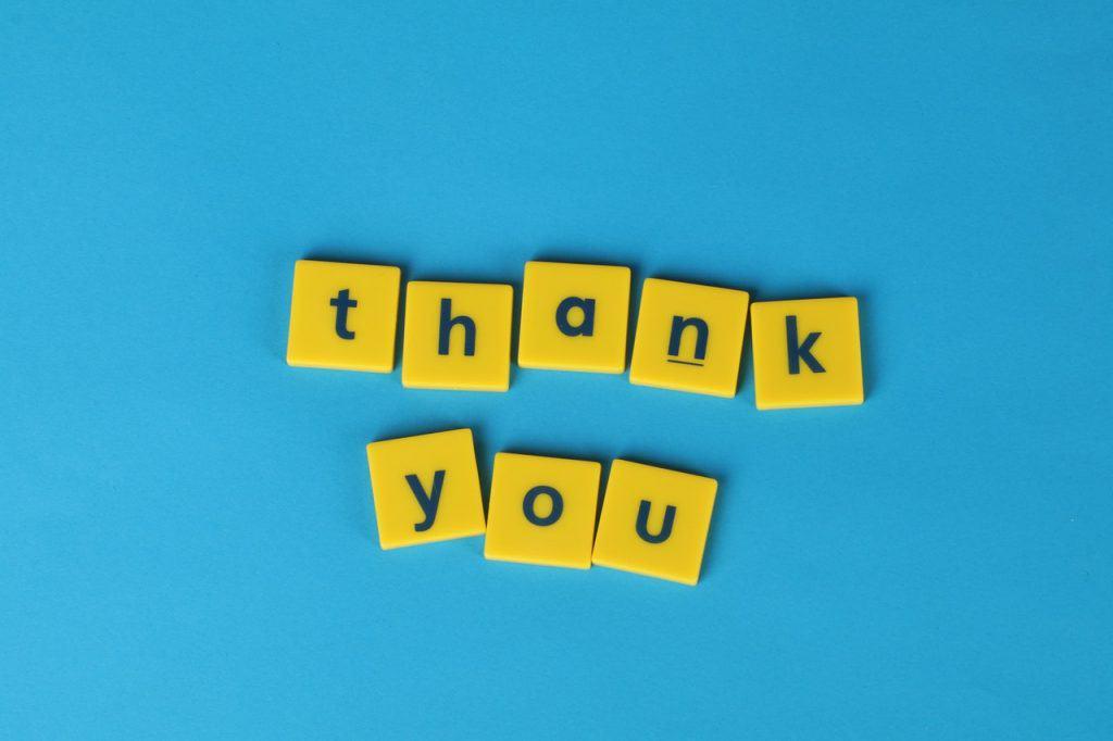 thank you virtual gin tasting