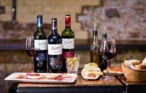 Beronia Rioja wine tasting