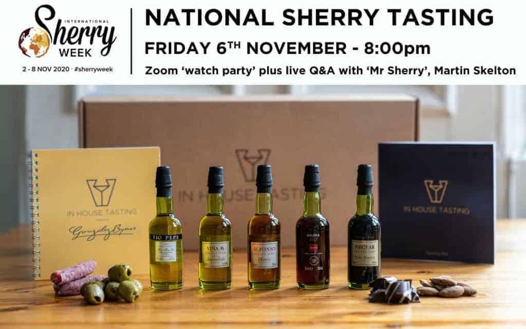 International Sherry Week 2020